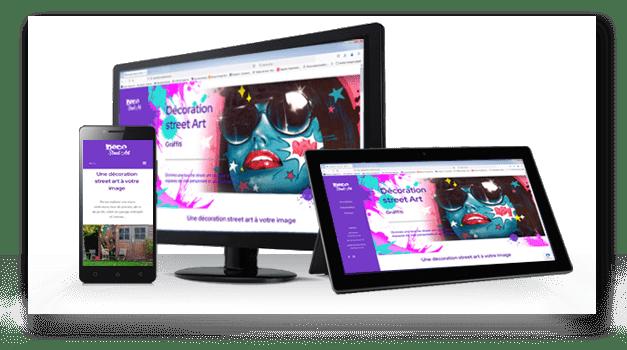 graphisme création site internet