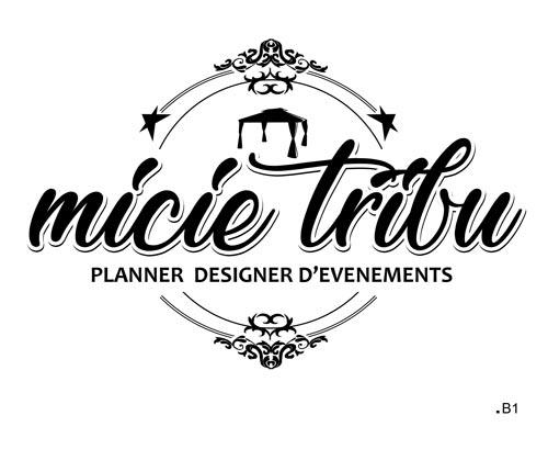 graphiste Béziers logo Micie tribu