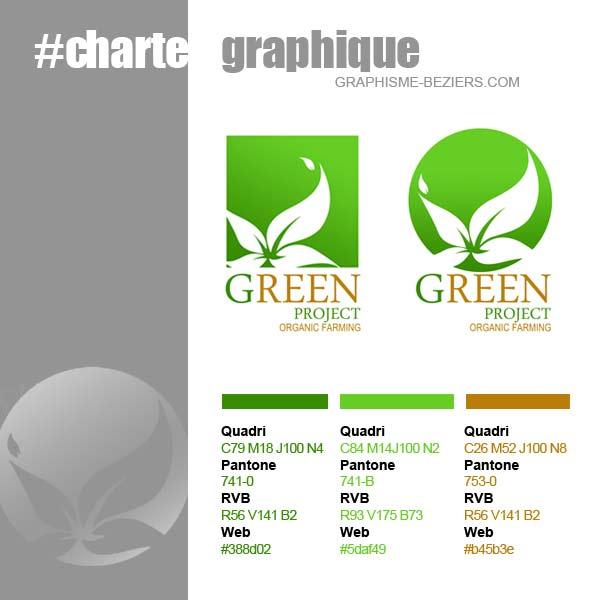 charte graphique - graphisme-Béziers.com